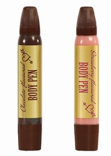 Stylos Peinture Comestible Lovers Body