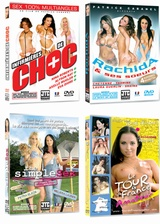4 films productions fran�aises 2