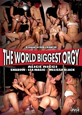 The world biggest orgy