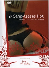 Guide dvd 27 Strip-teases Hot