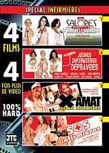 4 films sp Infirmi�res