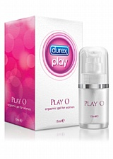 Gel orgasmique Durex Play O