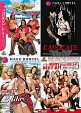 Pack 4 films production fran�aise n�9