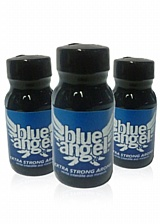Pack de 3 Poppers Blue Angel