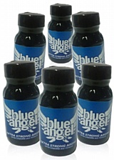 Pack de 6 Poppers Blue Angel