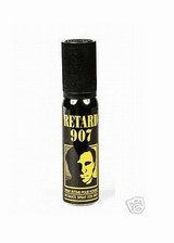 Spray Retarding 907