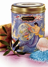 Coffret pour le bain Treasures of the sea
