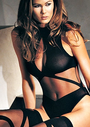 lingerie Body Discovery