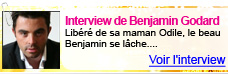 Interview Benjamin Godard